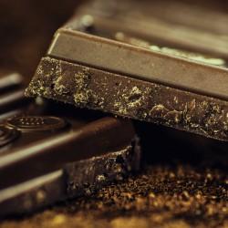 La realizarea trenului, au fost folosite 1.250 de kg de ciocolata