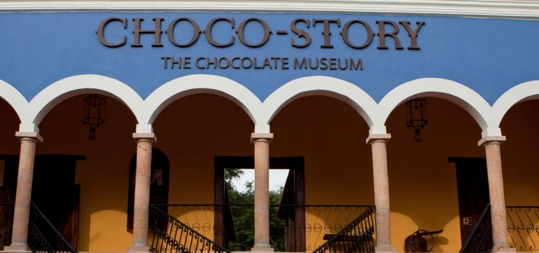 chocolate museeum